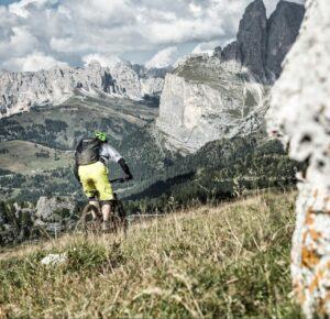 Ride the Dolomites with Manfred Stomberg