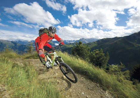 Tour & Trail in der Zillertal Arena