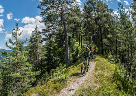 Mountain Bike Holidays Slowenien