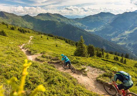 Signature Trail in Saalbach