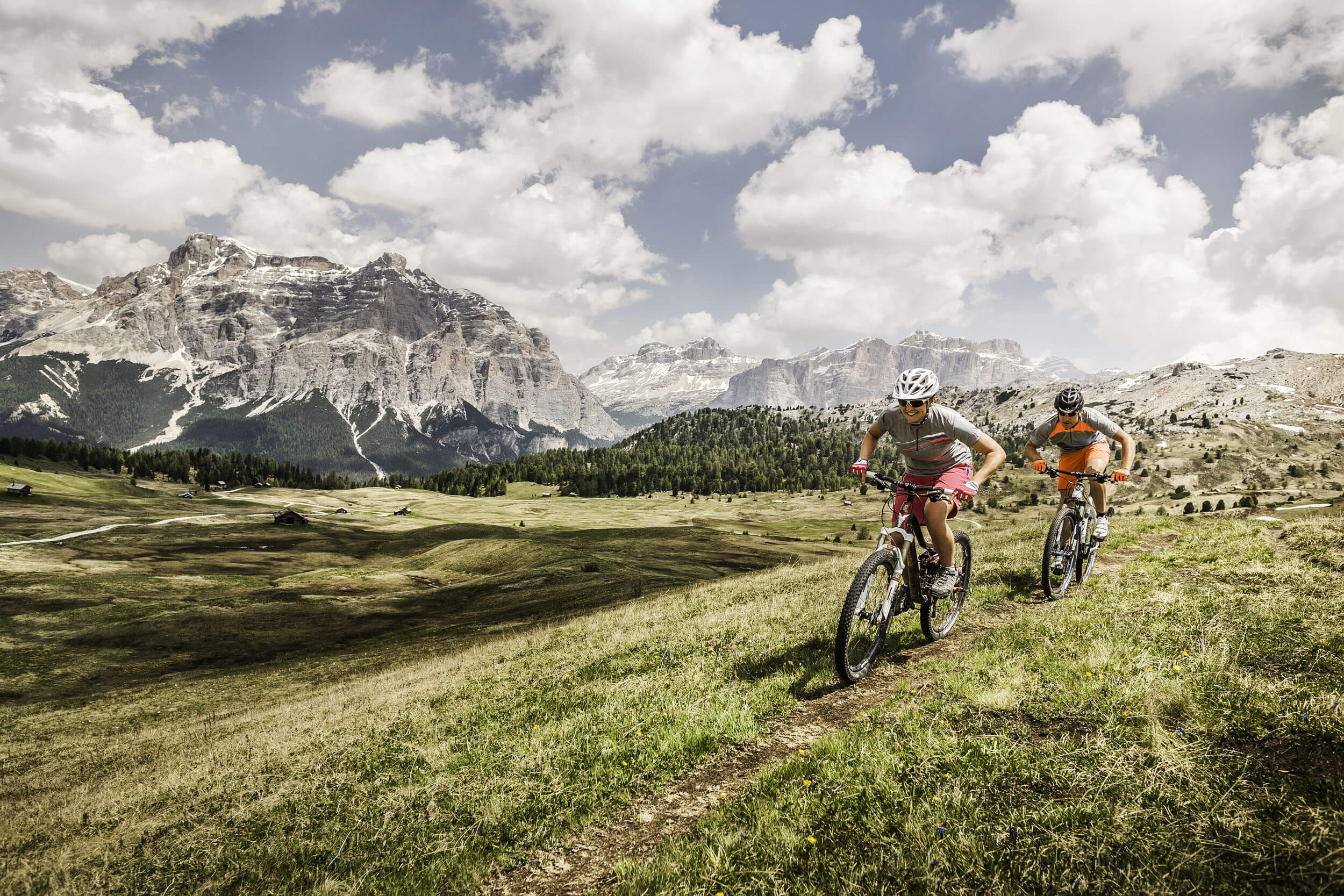 Alta Badia Mountain biking holidays bike hotels for your mtb holiday