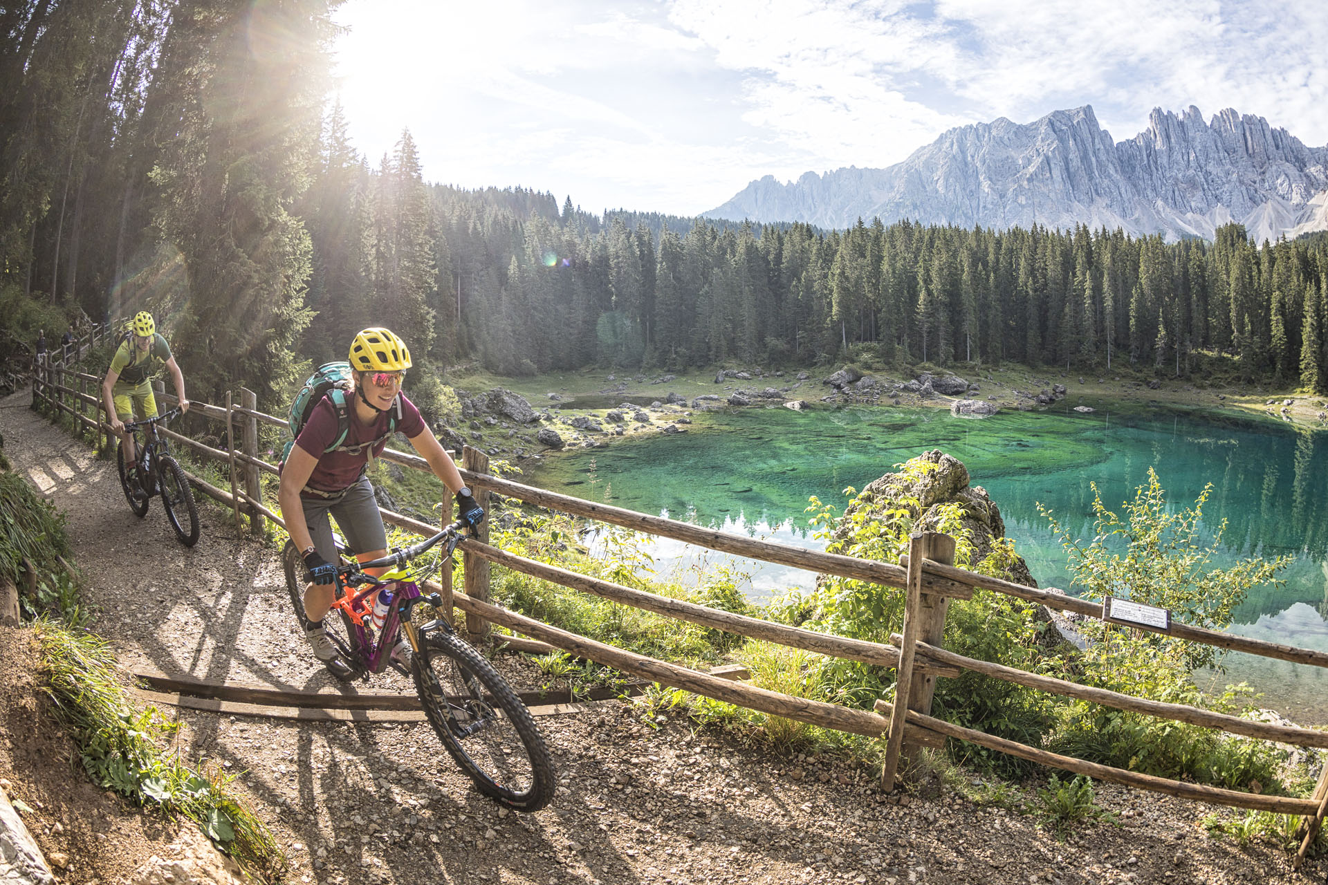 Signature Trail - Dolomiten Eggental - videos