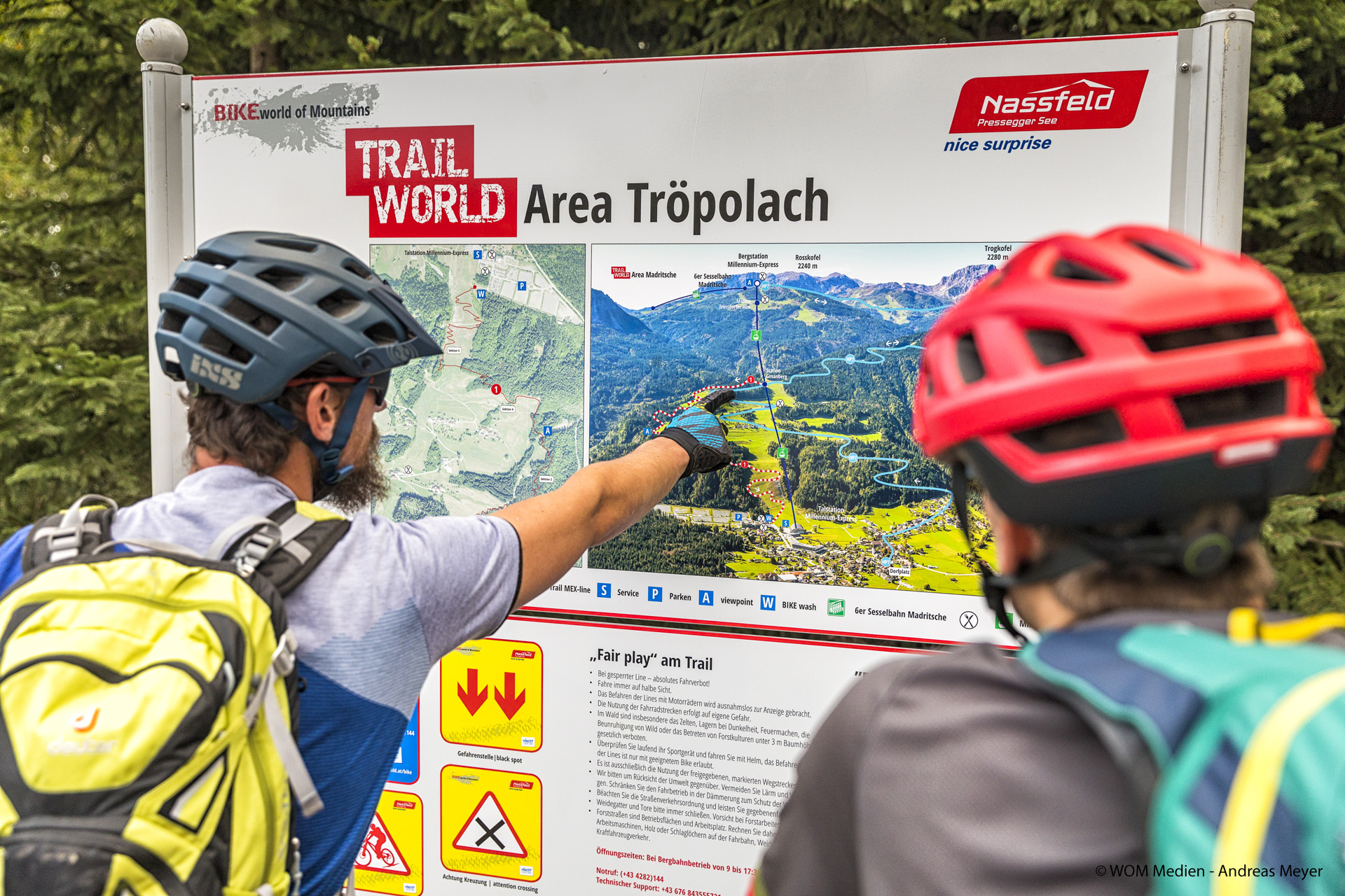 Signature Trail - Nassfeld - videos