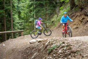 Uphill Flowtrail © Wexl Trails