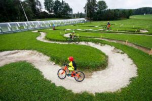 Mini-Bikepark © Wexl Trails
